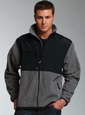 9931 Charles River Evolux Fleece Jacket