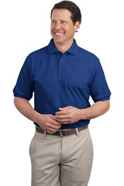 K500- Port Authority Silk Touch Polo