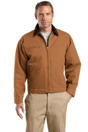 J763 Cornerstone Duck Cloth Work Jacket