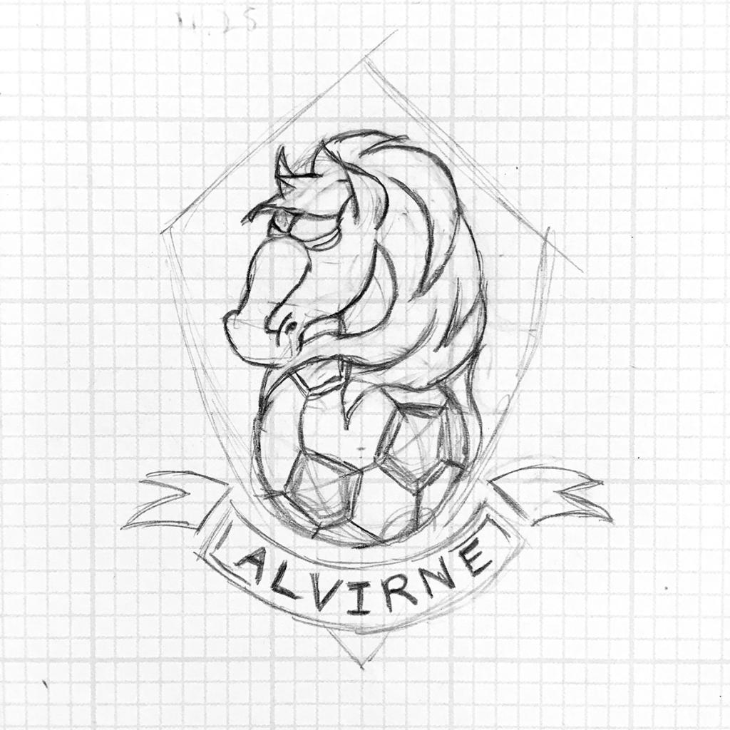 Alvirne Sketch